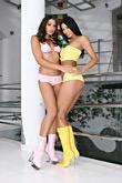 Lara & Zafira pic #1