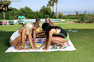 Twister Orgy pic #3