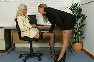 Office Libido pic #3