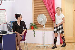 Lusty Discipline pic #4